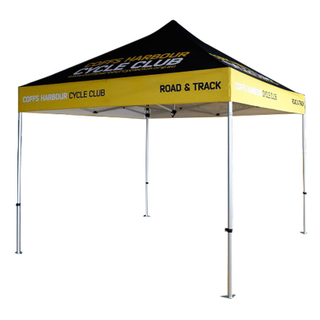 Custom Pop Up Canopy Tent Package